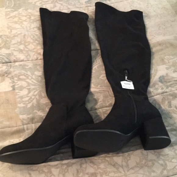 e85a4ead530 Christian Siriano Samiya over the knee boots
